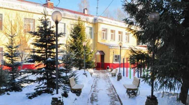 Серпухов детский сад №18 Карусель