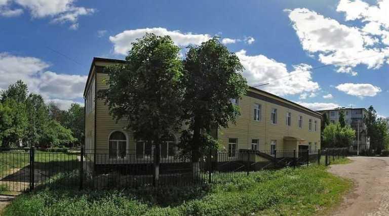 Серпухов детский сад №32 Рябинка