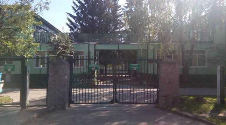 Серпухов детский сад №4 Светлячок