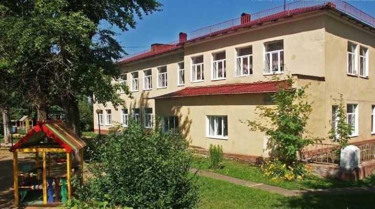 Серпухов детский сад №40 Березка