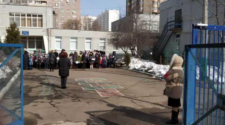 Серпухов детский сад №51 Центр детства