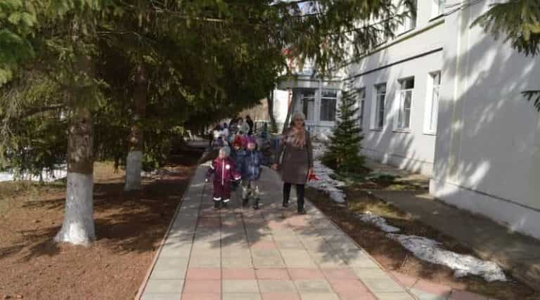 Серпухов детский сад №6 Земляничка