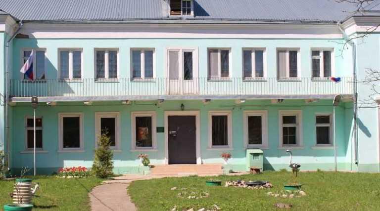 Серпухов детский сад №8 Яблонька