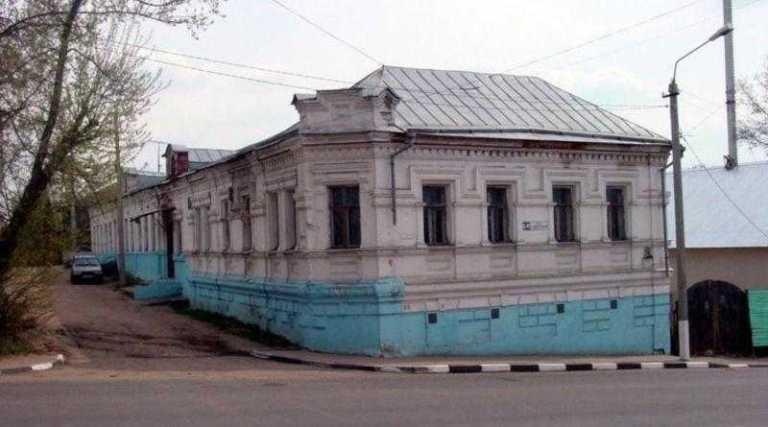 Серпухов вечерняя школа №1